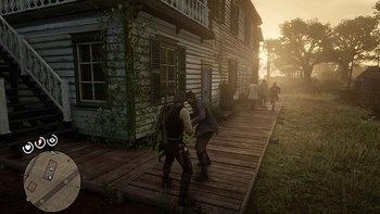 หลอน! เมื่อ NPC ตัวหนึ่งใน Red Dead Redemption II ทำพฤติกรรมสุดโหด