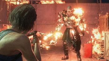 Resident Evil 3 Remake ปล่อยภาพใหม่หลุดออกมาให้ชมกันเพียบ