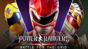 DLC จัดเต็มสูบเตรียมปล่อยตัวละครลับใน Power ranger battle