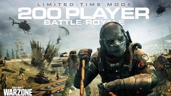 ยืนยันแล้ว Call of Duty: Warzone จะเพิ่มจำนวนคนจาก 150 เป็น 200 คน