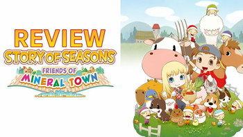 รีวิว Story of Seasons Friends of Mineral Town เกมปลูกผักของแท้มันต้องอันนี้