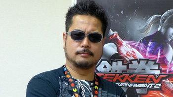 สุดปั่น! สาเหตุที่บิดาแห่งเกม Tekken ต้องใส่แว่นดำตลอดเวลา