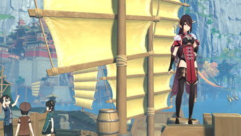 Genshin Impact 1.6 หลุดรายละเอียดศัตรูใหม่เมืองอินาสึมะ พร้อมระบบล่องเรือ