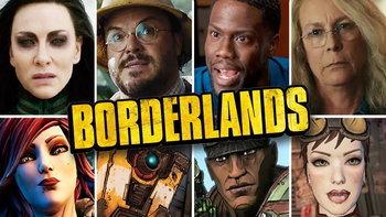 ฺBorderlands ฉบับภาพยนตร์อาจจะเปิดตัวทีมนักแสดงในงาน E3 2021