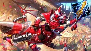 RoV การกลับมาของ Item: Blitz Blade ดาบเทพสายฟ้า ช็อตได้ Critical ได้ META แน่