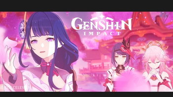 Genshin Impact ดราม่าถล่ม ผู้เล่นส่ายหัว อาวุธ Raiden ต้องไม่ใช่หอก !!