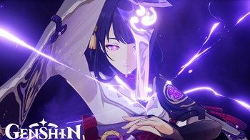 Genshin Impact หลุด Gameplay สกิลและกลุ่มดาว Raiden Shogun