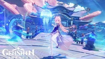 Genshin Impact หลุดตู้ตัวละคร และอาวุธ Kokomi การกลับมาของ ดาบหยกมหาเทพ !!