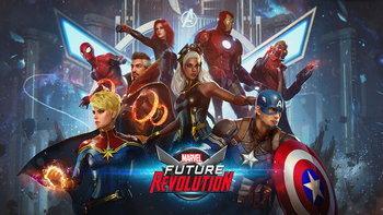 Marvel Future Revolution แจกไอเทมโค้ดฟรีประจำเดือนกันยายน 2021