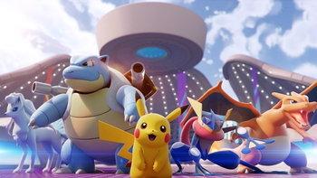 มือใหม่ต้องรู้ Pokemon Unite แต่ละจุดของแผนที่มีอะไรซ่อนอยู่