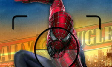 เกมส์ถ่ายรูป Spiderman 3 Photo Hunt