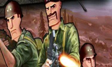 เกมส์ทหารยิงโจรผู้ร้าย
