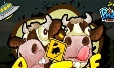 เกมส์มนุษย์ต่างดาวขโมยวัว