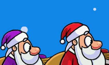 เกมส์ผจญภัยวันคริสมาสต์