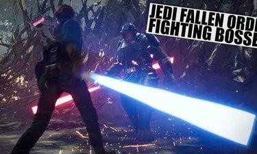 เผยคลิปการสู้กับบอสบางส่วนของเกมส์ Star Wars: Jedi Fallen Order