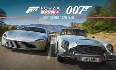 เตรียมซิ่งไปกับรถสุดเท่ของ เจมส์ บอนด์  007 ใน Forza Horizon 4