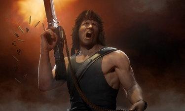 ตัวอย่างเปิดตัวสุดเท่กับ Rambo ตัวละครใหม่จากเกม Mortal Kombat 11