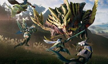 Capcom ยืนยัน Monster Hunter Rise ลง PC ต้นปี 2022