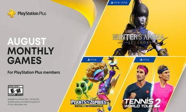 PlayStation Plus แจกเกมฟรีประจำเดือนสิงหาคม 2021