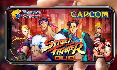 Street Fighter Duel เกมมือถือนักสู้ข้างถนนประกาศเตรียมเปิดทั่วโลก