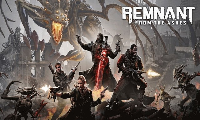 Remnant: From the Ashes กำลังปล่อยฟรีใน Epic Games Store เวลาจำกัด