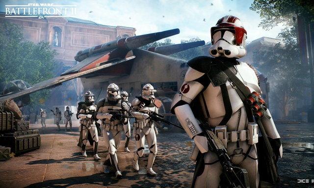 EA ตัดสินใจยกเลิกการพัฒนา Spinoff ของ Star Wars Battlefront