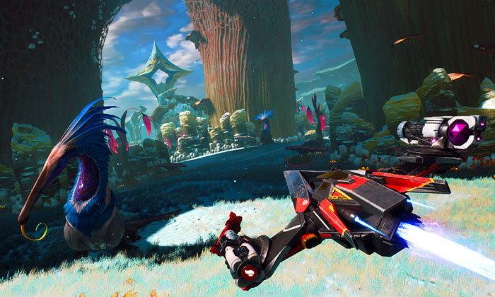 สัมผัสการเล่นเกมรูปแบบใหม่ไปกับ STARLINK: BATTLE FOR ATLAS