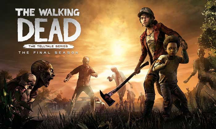 ข่าวดี! The Walking Dead The Final Season ได้เดินหน้าต่อจนจบ