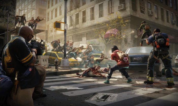 World War Z ปล่อยตัวอย่างใหม่แนะนำคลาสอาชีพต่างๆในเกม