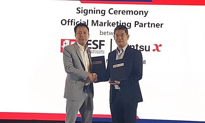 TESF จับมือ Dentsu X ประกาศเตรียมจัดงานด้านอีสปอร์ตในปีหน้าเพียบ
