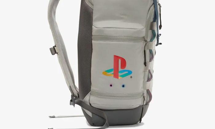 ไม่ได้มีแค่รองเท้า! Nike เปิดตัวกระเป๋าเป้ ลายเครื่อง PlayStation คลาสสิค