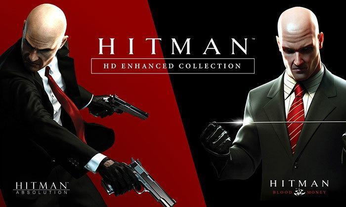 Hitman HD Enhanced Collection เตรียมวางจำหน่าย 11 ม.ค.นี้