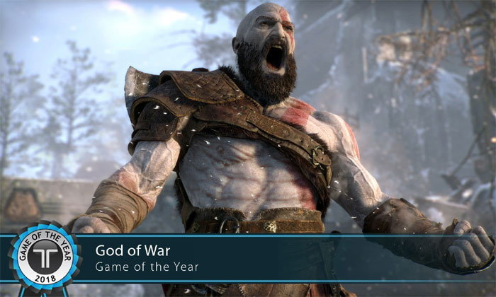 God of War คว้าอีกรางวัลเกมยอดเยี่ยม จากงาน The New York Game Awards
