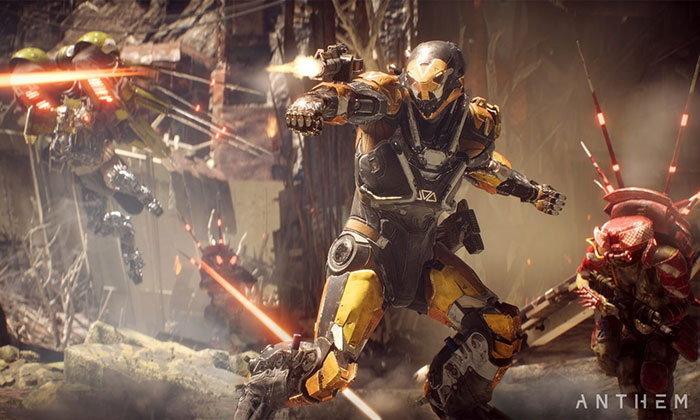 BioWare จะยังคงสนับสนุน Anthem ต่อเเน่นอน เเม้กระเเสตอบรับจะไม่ดีก็ตาม