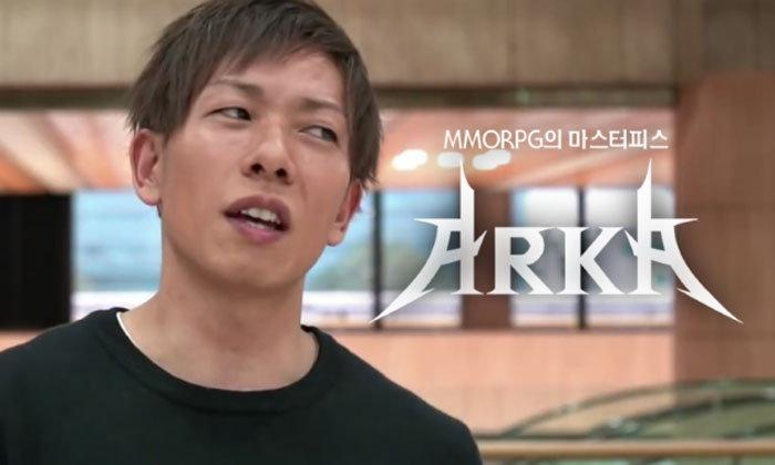 เมื่อพระเอกหนัง AV ชิมิซุ เคน มาเป็นโฆษกโปรโมทเกมมือถือ Arka