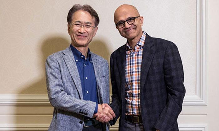 Sony กับ Microsoft จับมือร่วมกันพัฒนาระบบให้บริการเกมแบบ cloud gaming