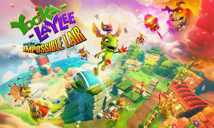 Team17 เปิดตัว Yooka-Laylee and the Impossible Lair