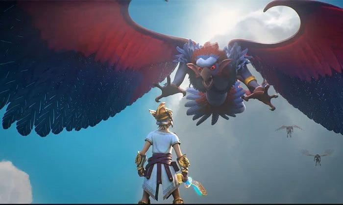 Ubisoft เปิดตัวเกมใหม่ Gods  Monsters วางจำหน่ายช่วงต้นปีหน้า