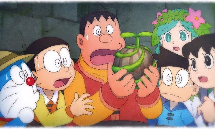 Doraemon Story of Seasons เรียนปลูกผักกับคลิปตัวอย่างที่ 2
