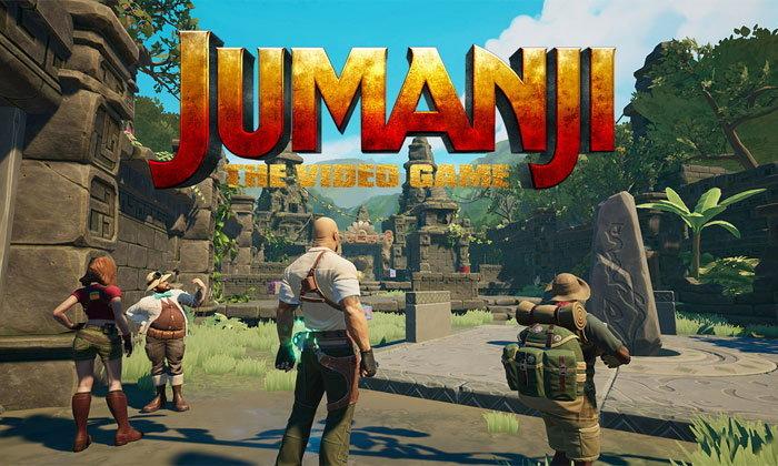 เตรียมบุกป่า Funsolve เปิดตัว Jumanji The Video Game