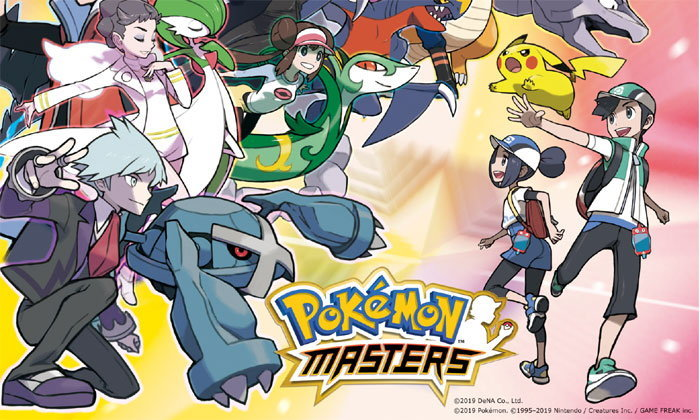 Pokemon Masters ประกาศเปิดให้บริการหน้าร้อนนี้ ทั้ง iOS และ Android