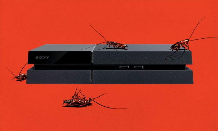 เผยสาเหตุทำไม PS4 ถึงกลายเป็นบ้านหลังที่ 2 ของ แมลงสาบ