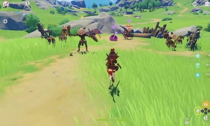 แฟนๆไม่พอใจ เกม Genshin Impact เลียนแบบ Zelda Breath of the Wild