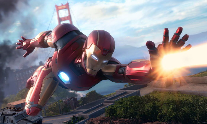 Trailer ตัวอย่างเกมเพลย์อย่างเป็นทางการ Marvel s Avengers