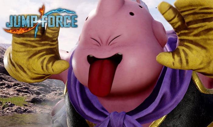 จอมมารบู และ บาคุโก คัตสึกิ จะเข้าร่วมศึก Jump Force 27 สค นี้