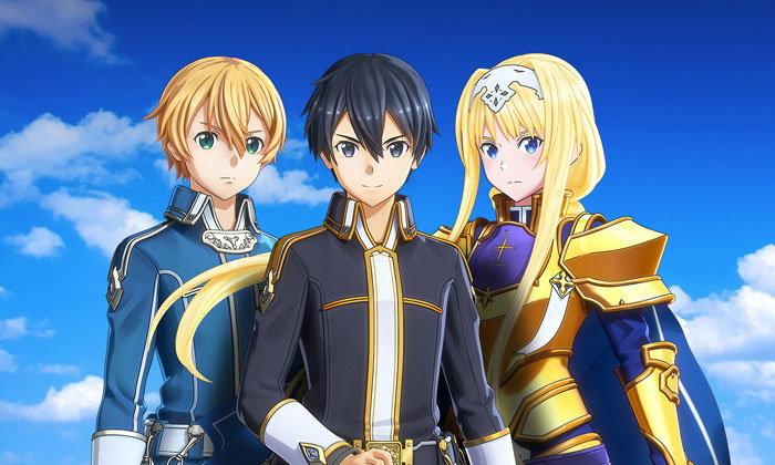 Sword Art Online จัดหนักทำเกมภาคใหม่ 3 ตัวรวด แฟนๆห้ามพลาด