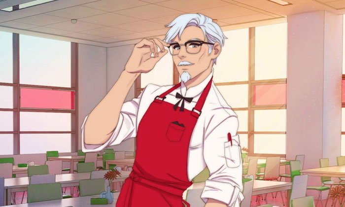 KFC เปิดตัวเกม I Love You Colonel Sanders สูตรเด็ดพิชิตใจกับนายไก่ทอด