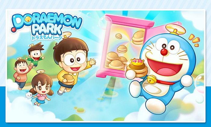 รีวิว Doraemon Park เกมพัซเซิ่ลเมืองในฝันของโดราเอมอน