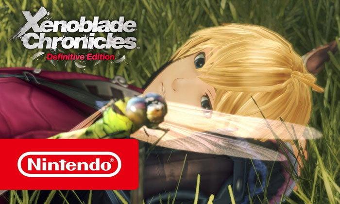 Nintendo เปิดตัว Xenoblade Chronicles Definitive Edition รีมาสเตอร์ภาคแรก