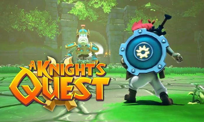 A Knights Quest เตรียมวางจำหน่าย 10 ต.ค. นี้